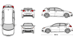 Subaru drawing template. Mr clipart pictures graphics