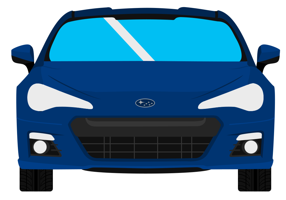 Subaru vector 22b. Overview for idrawvectors thoughts