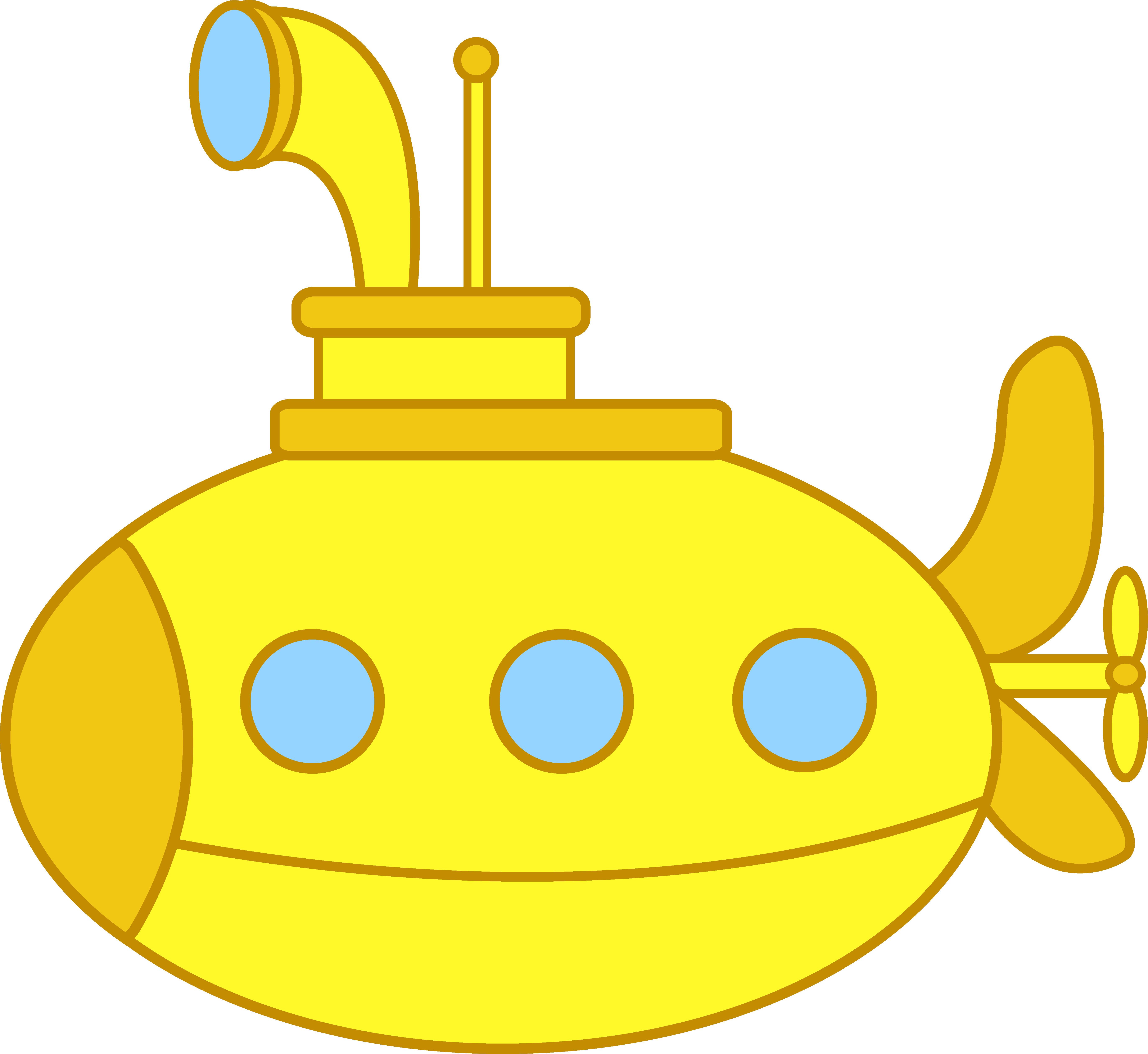 Submarine clipart. At getdrawings com free