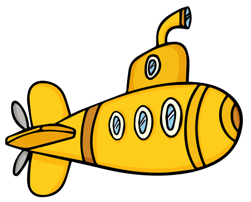 Sailboat clipart air transportation. Submarine