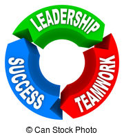 Teamwork clipart. Leadership training illustrations and graphic freeuse library