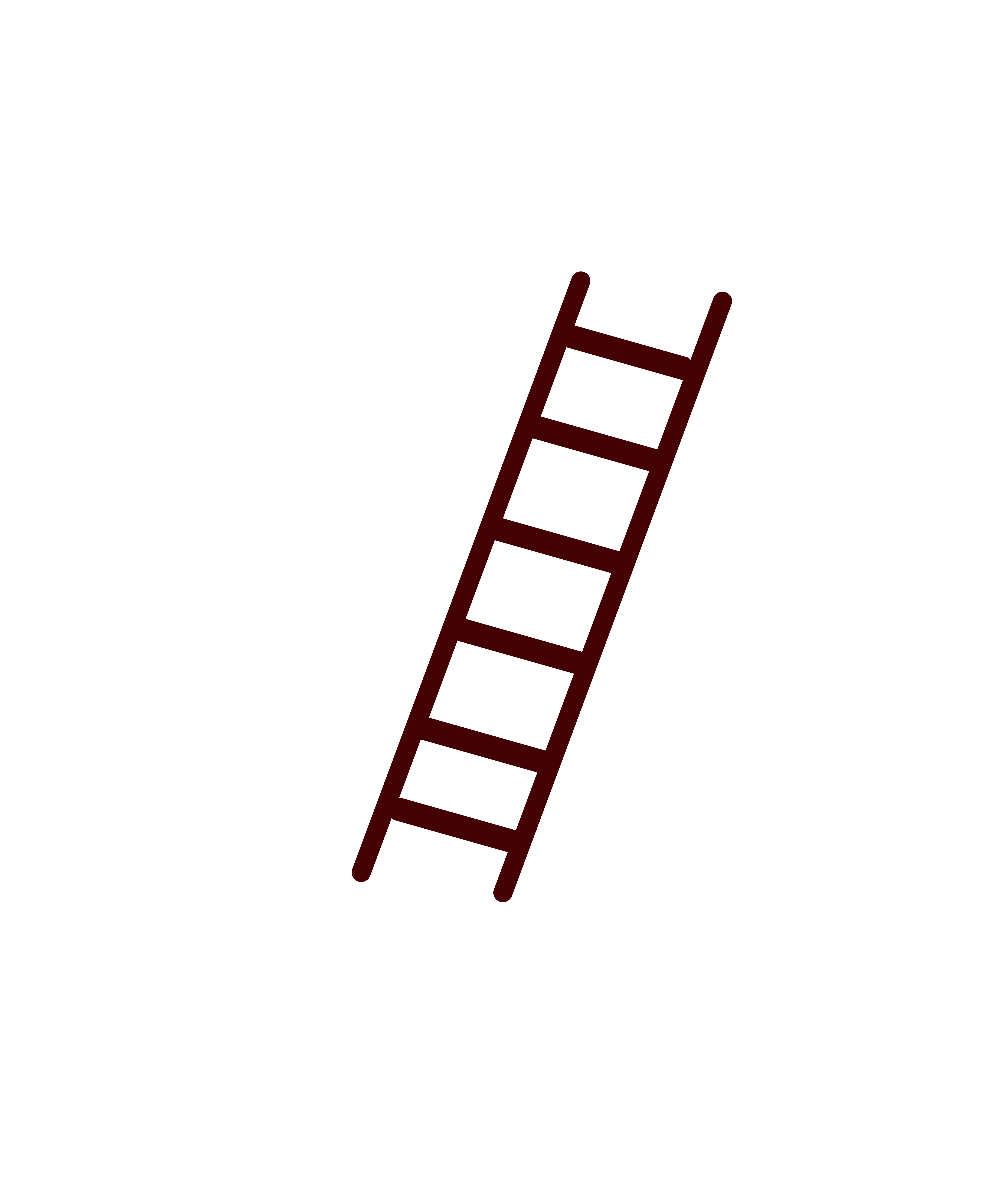 Success drawing ladder. Transprent png free download