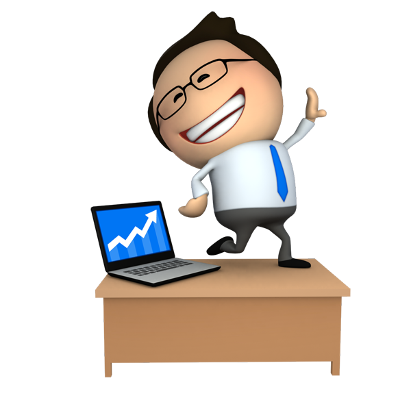 Success transparent animated. Collection of clipart
