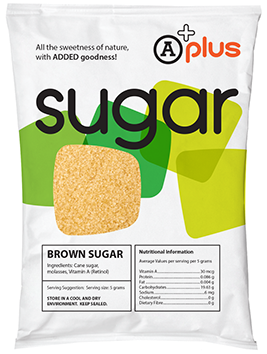 Sugar vector brown. Aplus south africa has