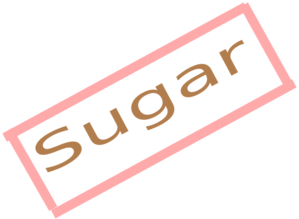 Clip art at clker. Sugar vector brown banner freeuse download