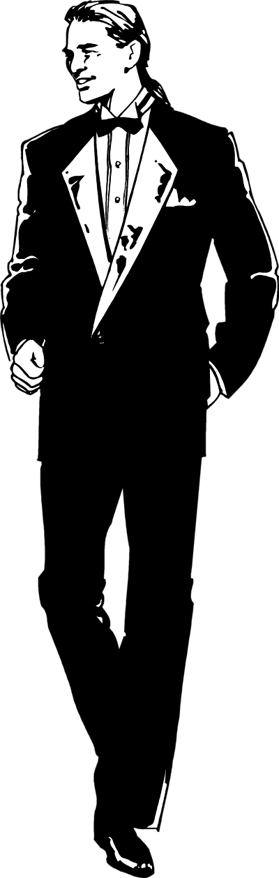 Suit jacket free on. Tuxedo clipart banner free library