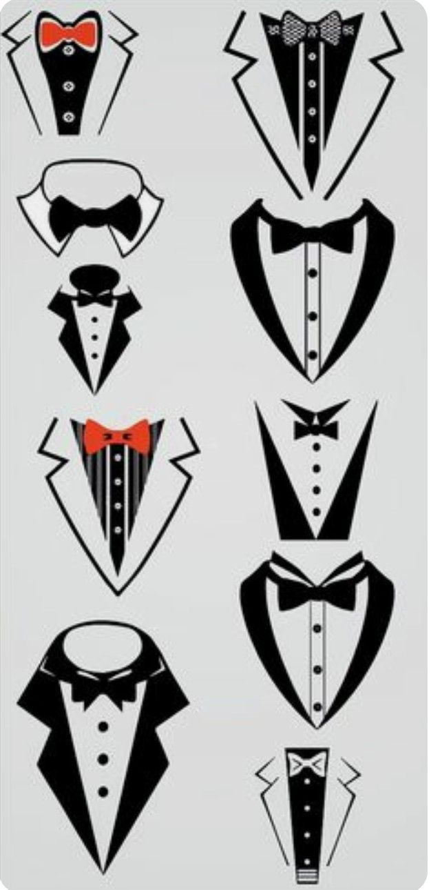 Tuxedo clipart bachelor. Clip art galore designs