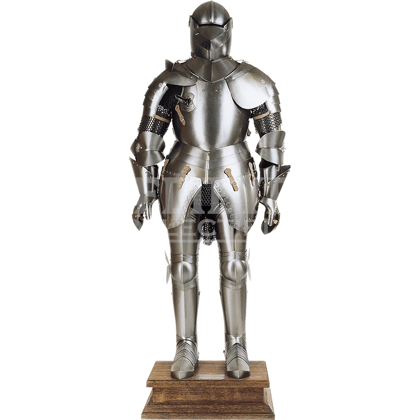 Suit of armor png. Men at arms full