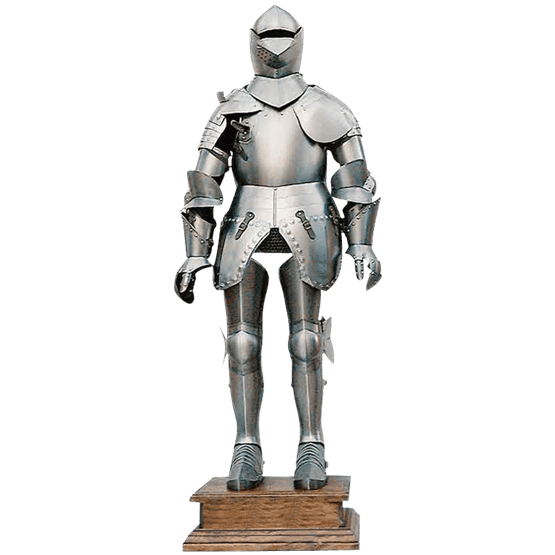 Suit of armor png. Deluxe knights ed from