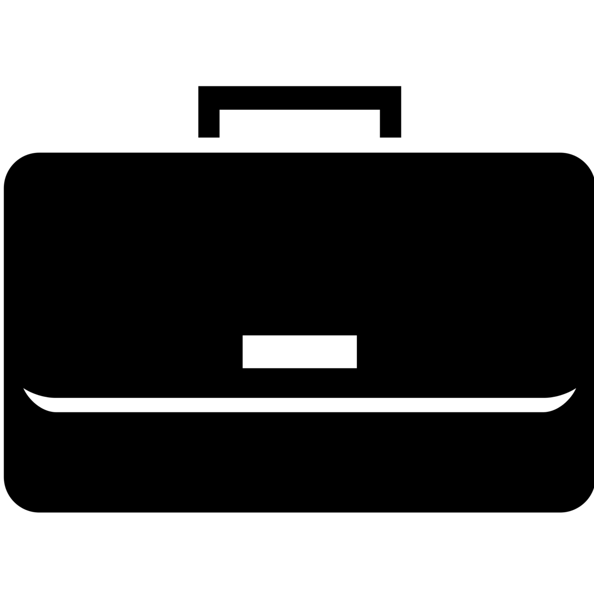 Briefcase clipart man. Lawyer suitcase free on