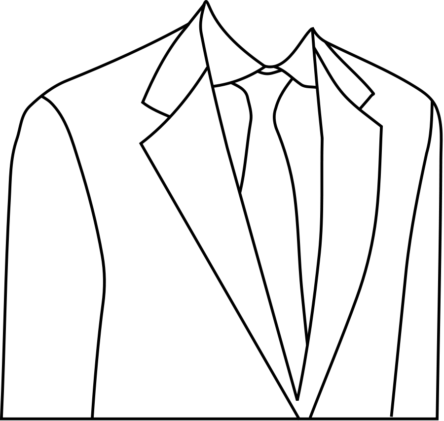 Suits clip. Free cliparts download art