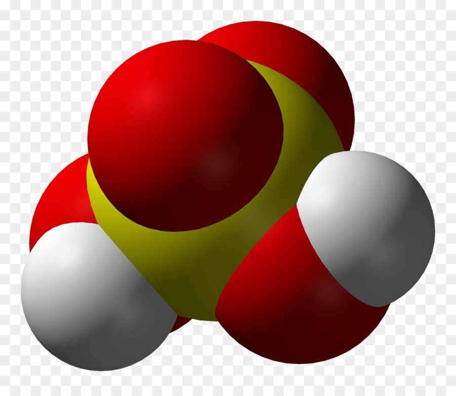 Sulfuric. Chemistry cartoon clipart red