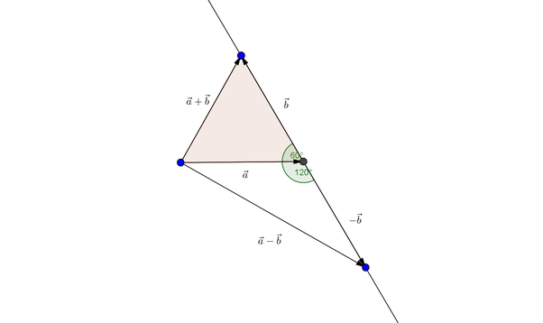 Vector units sum. If of two unit
