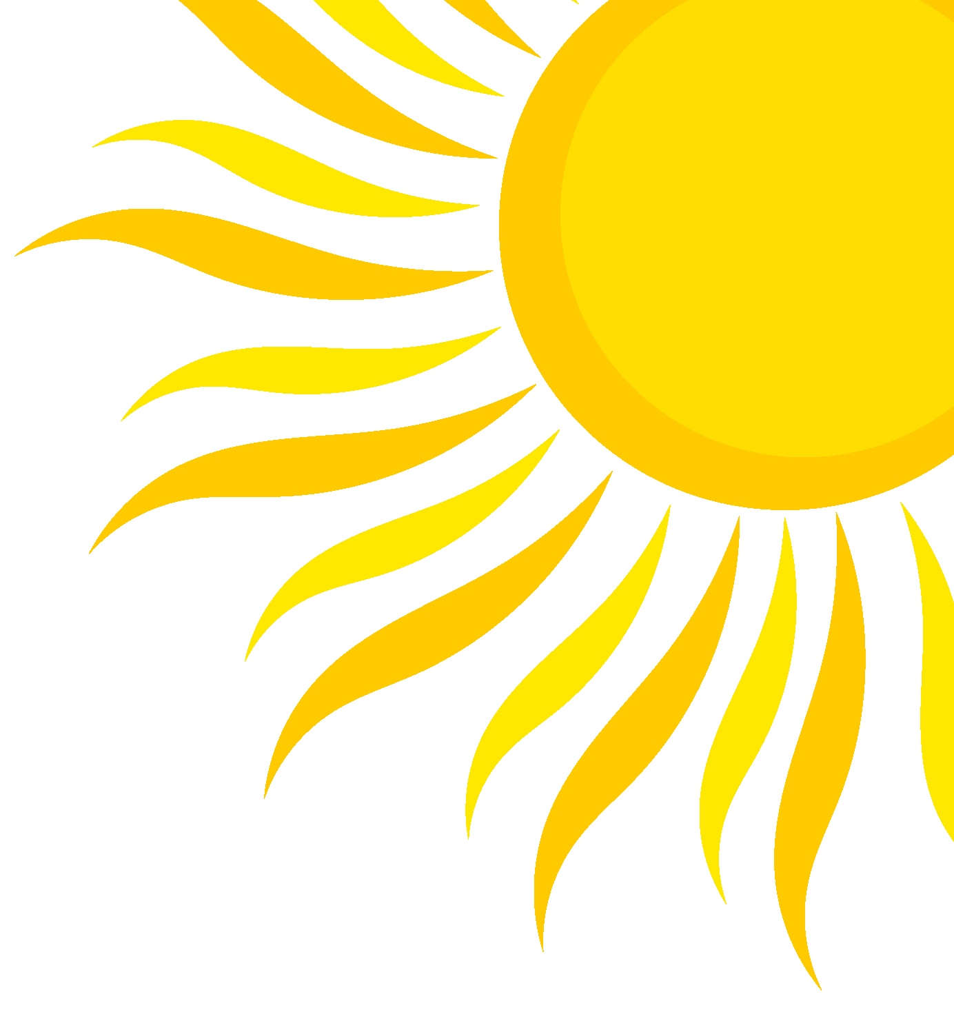 Summer sun png. Free icons and backgrounds