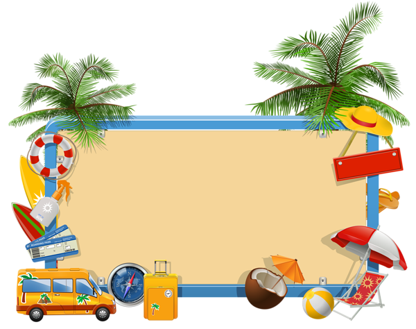 Summer png clipart. Vacation tubes allerlei misc