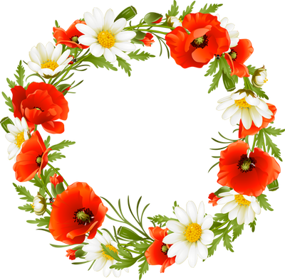 Summer flowers png. Clipart at getdrawings com