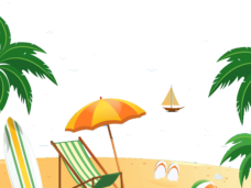 Summer png. Vector clipart psd peoplepng