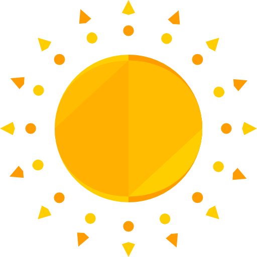 Summer png flat. Nature icon page svg