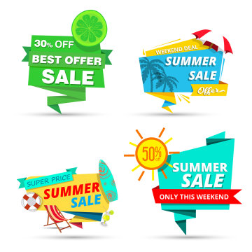 Summer sale png images. Vector pricing psd png library library