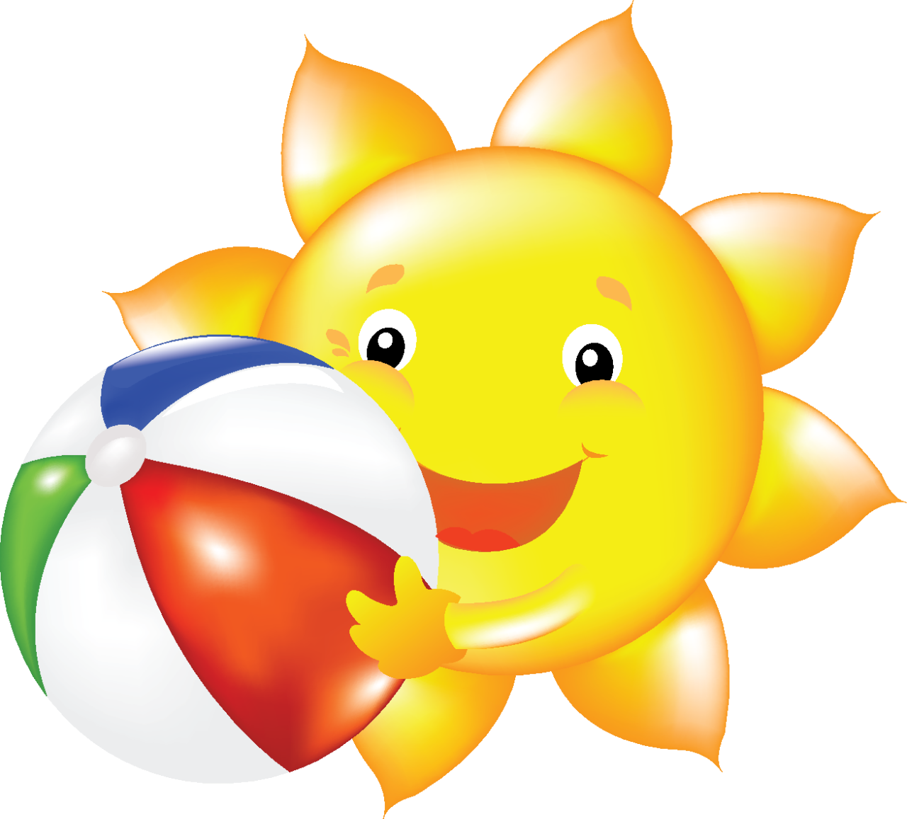 Clip art everyday for. Summer sun png banner transparent stock