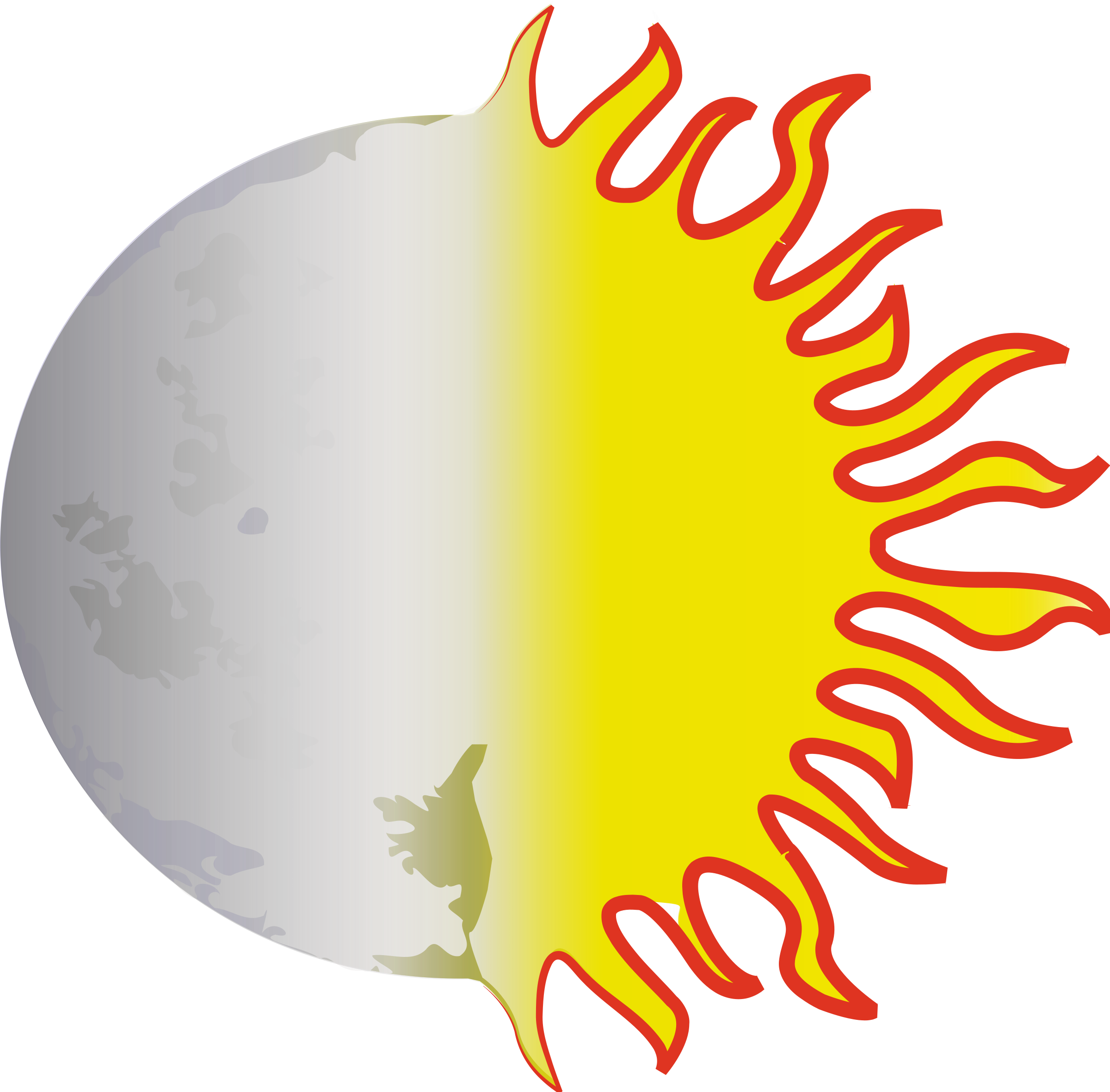 Sun and moon png. Icons free downloads this