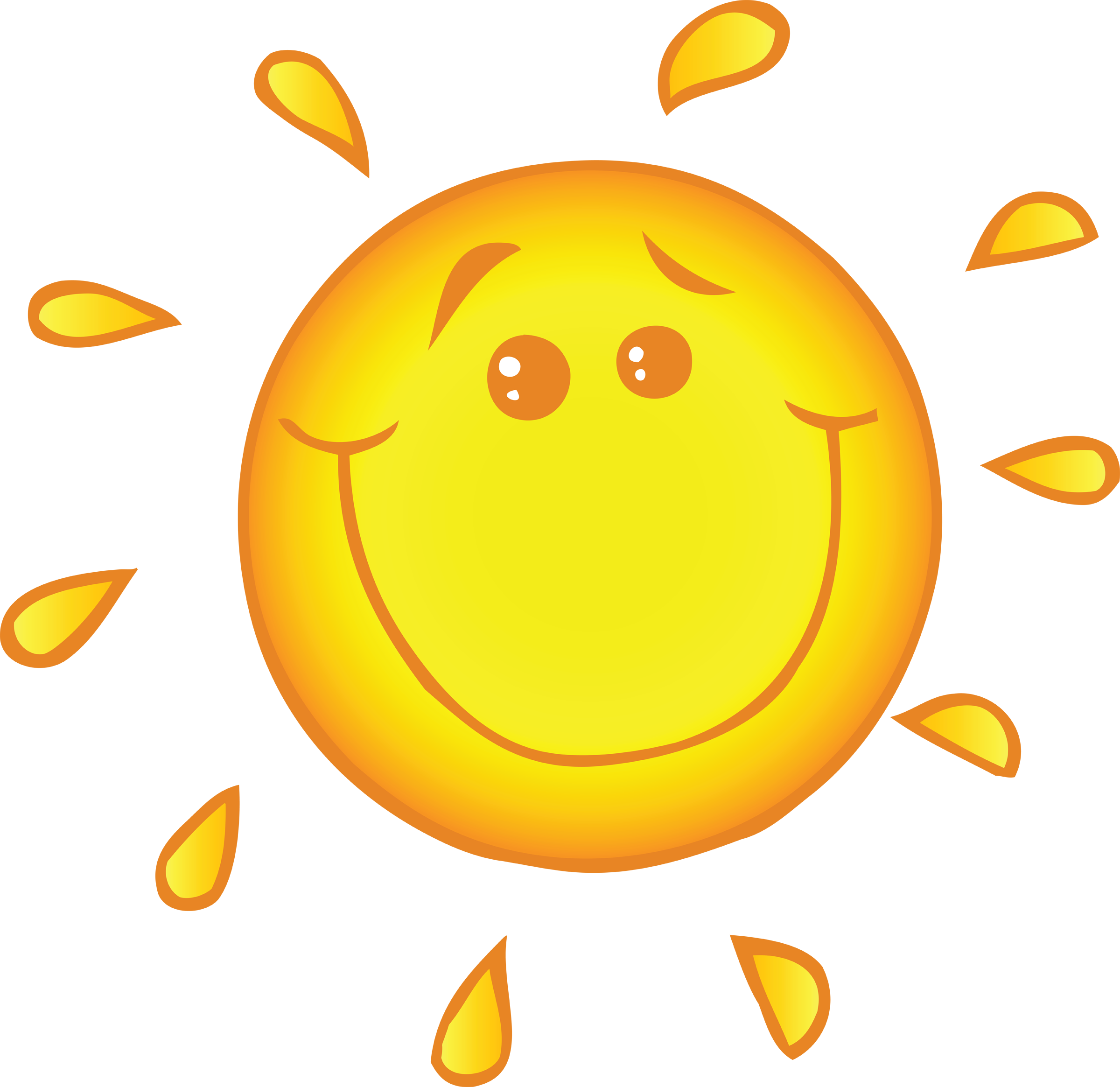Sun cartoon png. Free download clip art