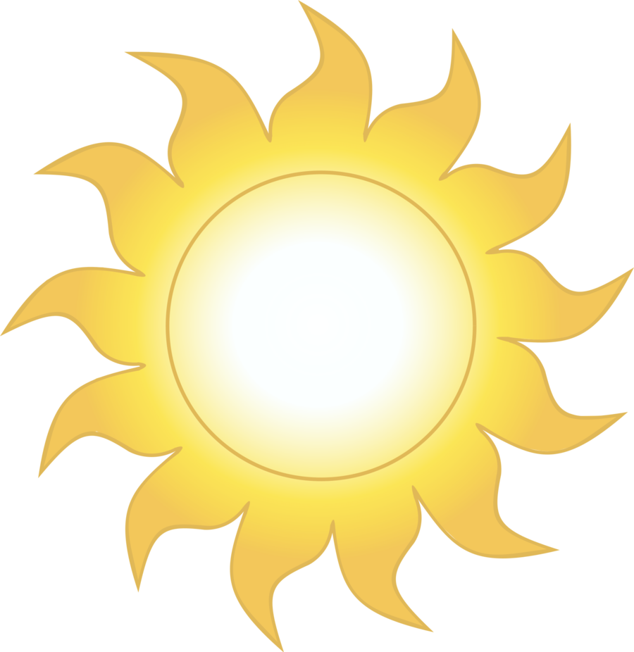 Sun cartoon png. In the book by