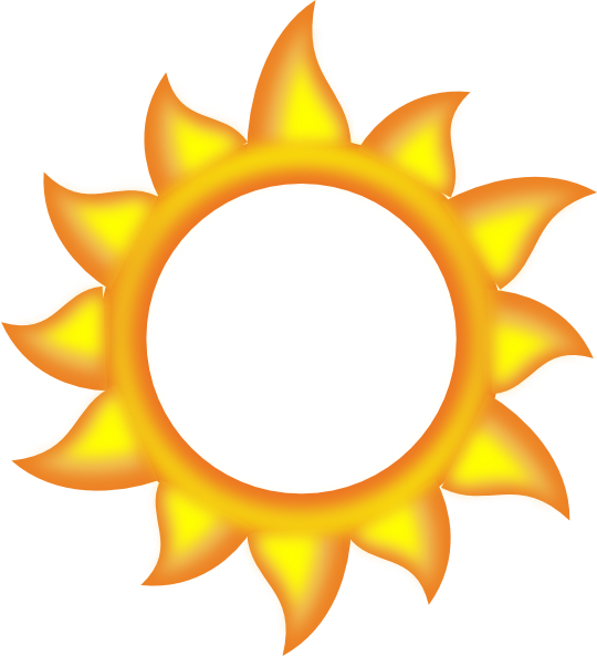 Sun cartoon png. A clip art at