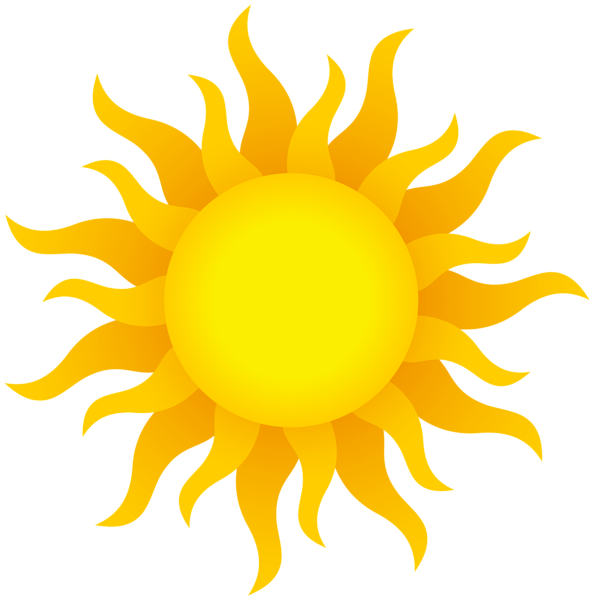 sun sticker png