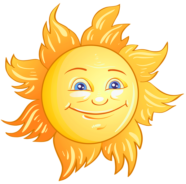 Sun and moon png. Transparent deco clipart picture