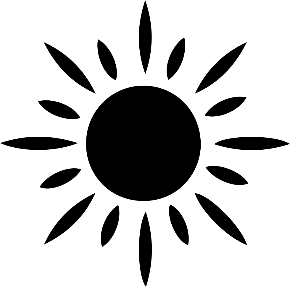 Sun icon png. Svg free download onlinewebfonts