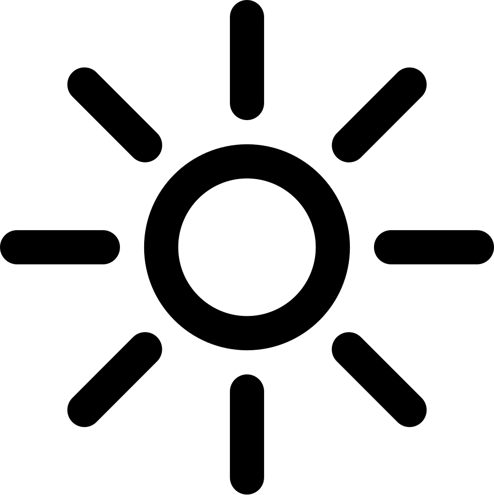 Sun smiley png. Shining svg icon free