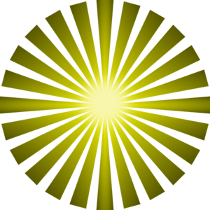 Sunburst vector png. Gradient clip art at