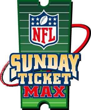 Sunday ticket logo png. Nfl vs max what
