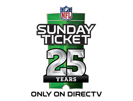 Sunday ticket logo png. Sports tv packages for