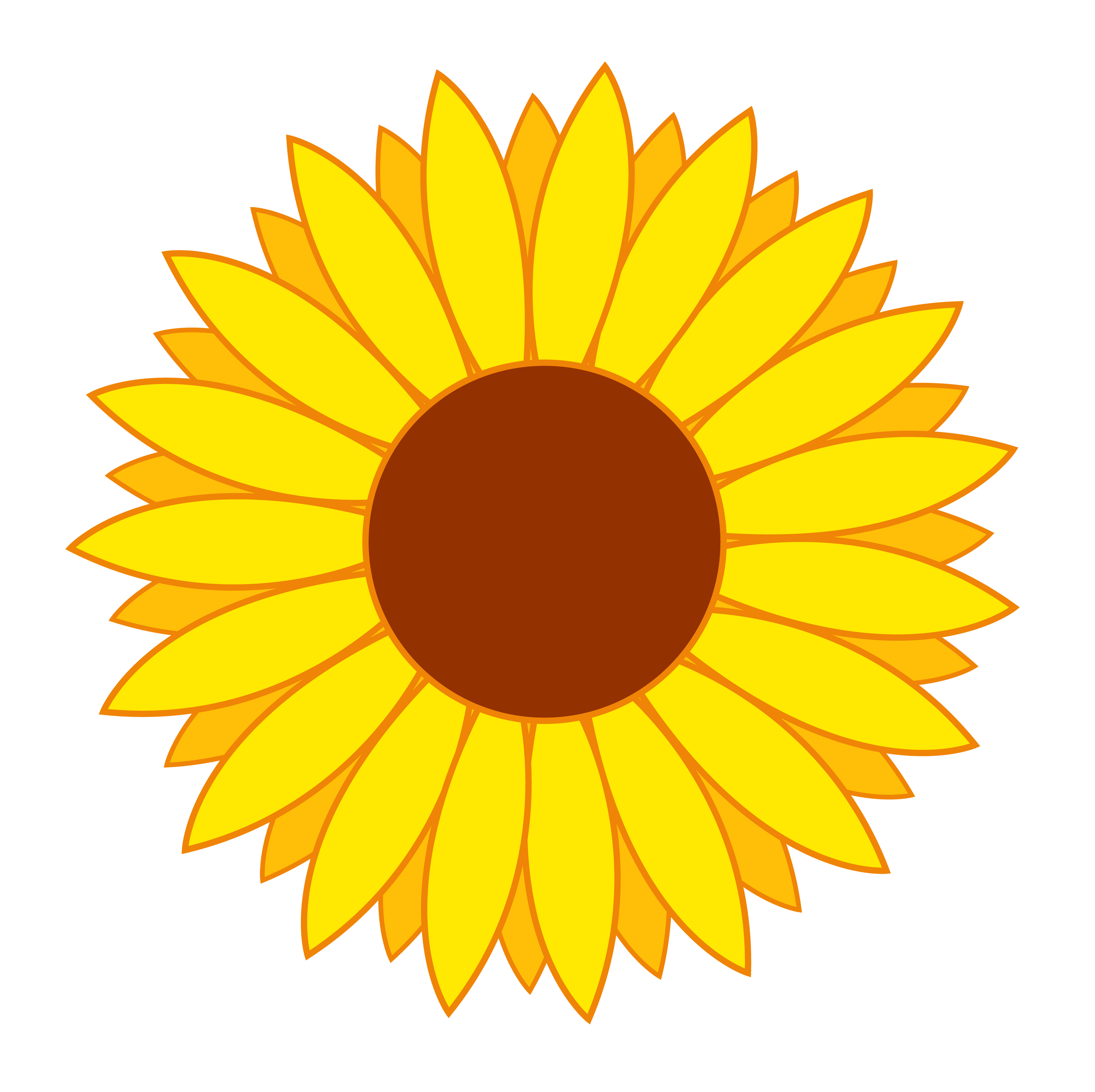 Sunflower clipart frozen fever. Pin by charudeal on