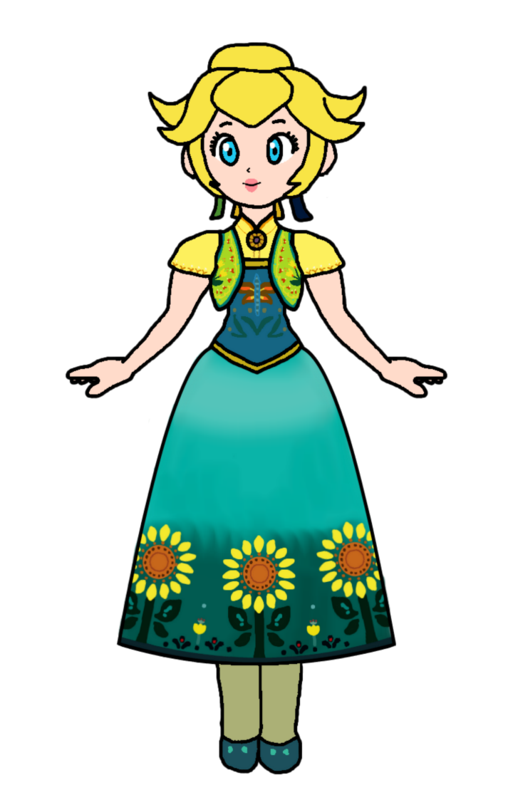 Sunflower clipart frozen fever. Cliparts for free