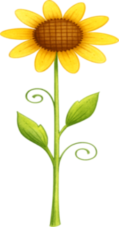 Sunflower clipart tall sunflower. Index of users tbalze
