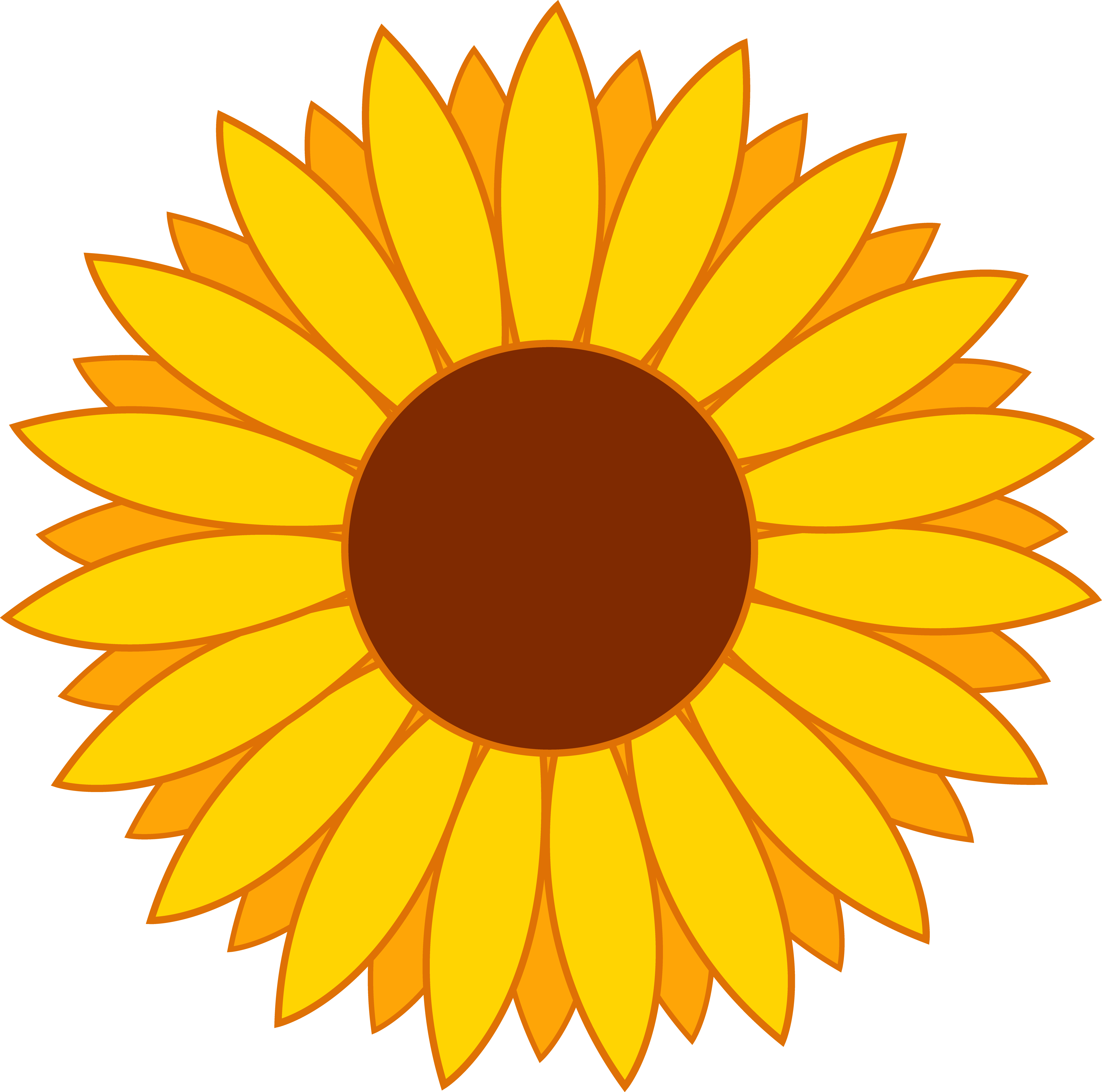 Sunflowers png animated. Collection of free