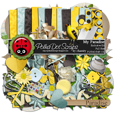 Sunflowers png anong. Polkadot scraps by chassity