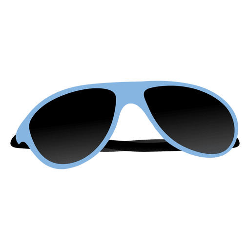 Sunglass svg. Icon transparent png vector