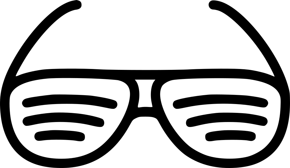 Sunglass svg 4th july. Sunglasses png icon free