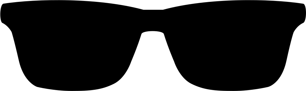 Sunglass svg black and white. Sunglasses tool png icon