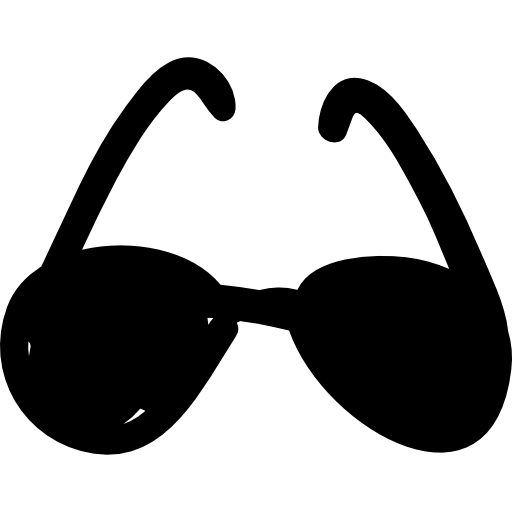 Sunglass svg dark. Protecting tool tools and