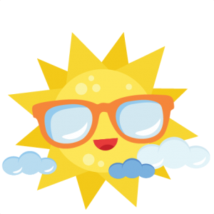 Sunglass svg cute cartoon. Available for free today
