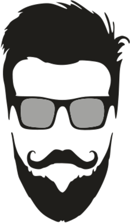 5f57e1af127 Sunglass svg stencil. Banner free library Beard Clipart stylish. Beard png  freeuse stock. 256 x 436 5 0