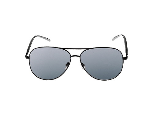 Transparent aviators spec man