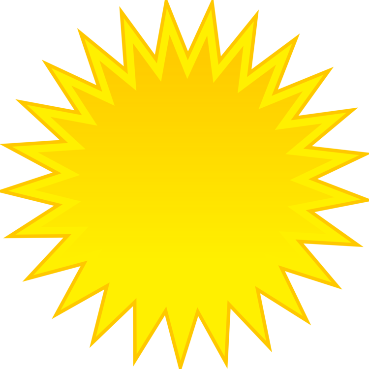 Sunlight drawing real sun. Yellow smiley computer icons