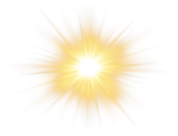 Sunlight glare png. Sun effect transparent clip