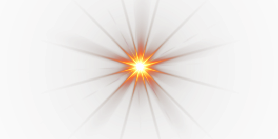 Sunlight lens flare png. Lensflare light effects sun